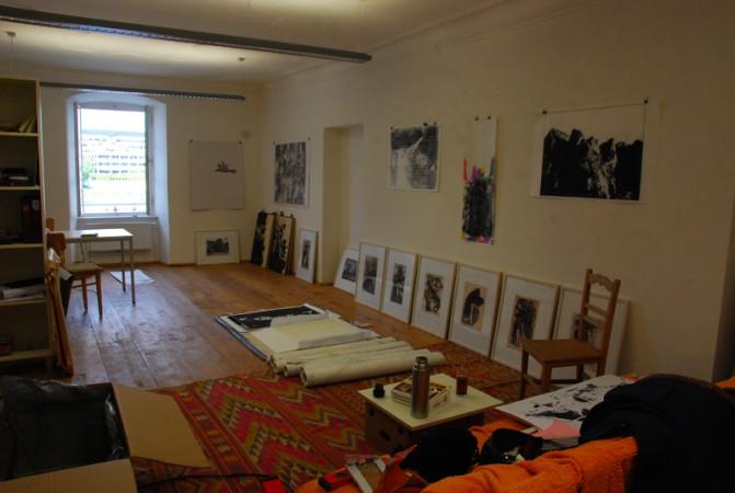 Impressionen aus dem Atelier