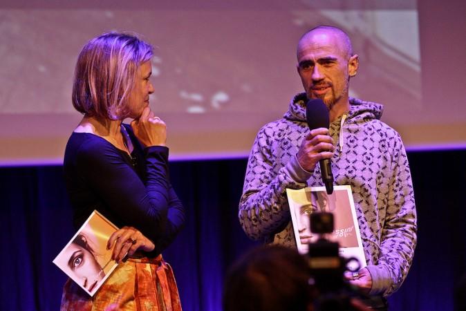 Der heurige Preisträger Miguel Gonzalez.