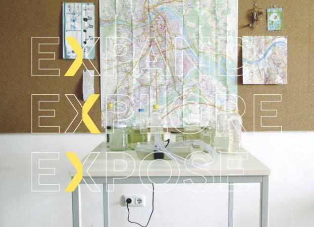 Expand Explore Expose