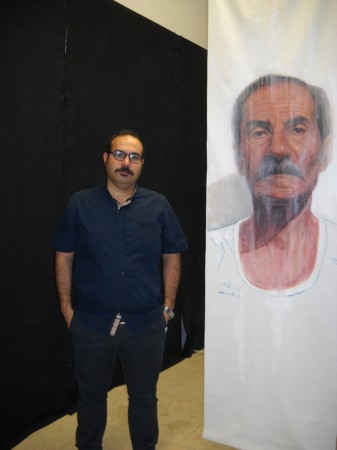 Amin Aghaei and his work